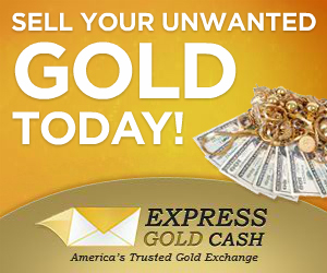 Sell your unwanted Gold today!