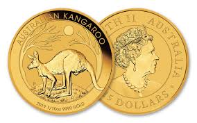 Australian Nugget/Kangaroo Gold Coins